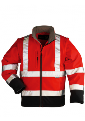 VESTE SOFTSHELL HV STATION