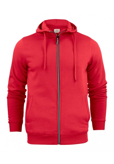 SWEAT CAPUCHE ZIPPE HOMME OVERHEAD