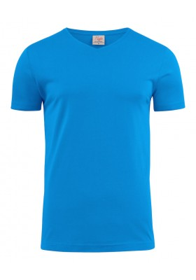 T-SHIRT HEAVY HOMME COL V