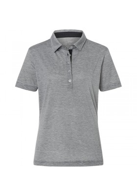 POLO  TECHNIQUE FEMME BICOLORE