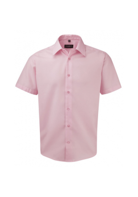CHEMISE M/C HOMME COUPE AJUSTEE
