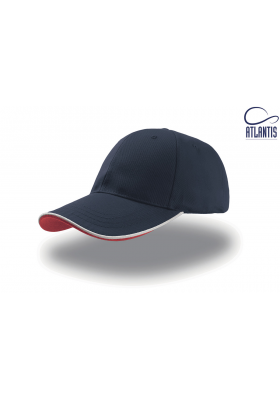 CASQUETTE ZOOM PIPING CAP SANDWICH