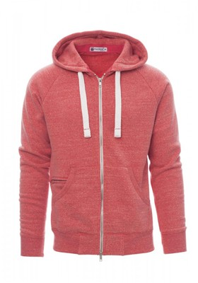 SWEAT ZIPPE CAPUCHE HOMME URBAN