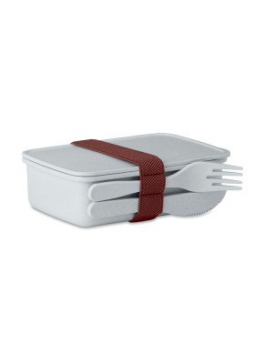 LUNCH BOX EN FIBRE DE BAMBOU -