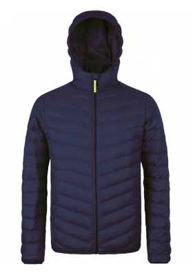 DOUDOUNE LIGHT CAPUCHE RAY HOMME