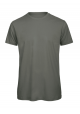 T-SHIRT BIO INSPIRE COL ROND HOMME