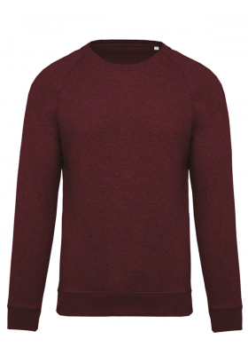 SWEAT SHIRT BIO COL ROND HOMME