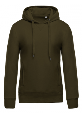 SWEAT CAPUCHE BIO HOMME
