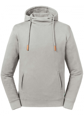 SWEAT CAPUCHE UNISEXE COL MONTANT PURE ORGANIC