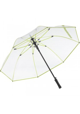 PARAPLUIE GOLF TRANSPARENT - DIAMETRE 120CM
