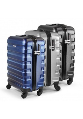"VALISE CABINE 20""- PET RECYCLE -  ECOFLY"