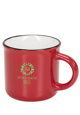 TASSE EN CERAMIQUE RETRO LAKEVIEW 310ML
